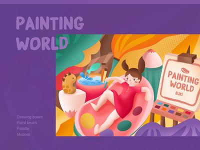Painting World