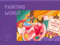 Painting World