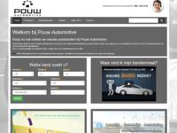 Pouw Automotive online shop