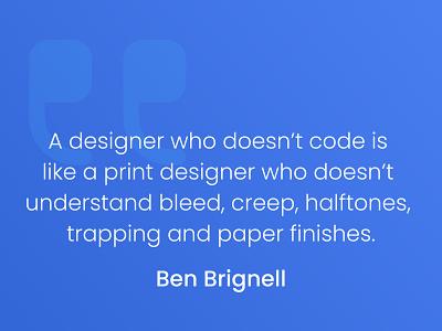 Quote web vector design ux ui app typography illustration website dailyui