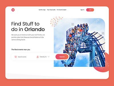 Website Banner design branding website minimal ui ux typography illustration 100daychallenge dailyui