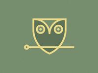 Acupuncture Owl