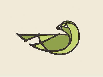 Sparrow sketch sparrow bird