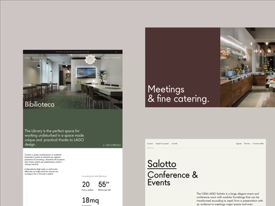 Business House Webiste Explorations business white discover explore website hero image ui webdesign minimal furniture website design