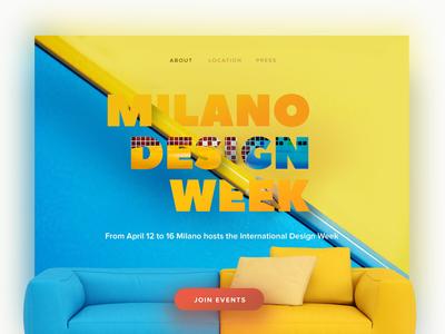 Design Week Website