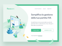 Fiscozen Website Hero