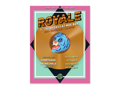 Royale Poster