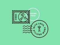 ZIIBRA Stamps