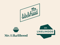 Mr. Likelihood Logos