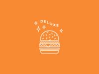 Dick's Deluxe Burger