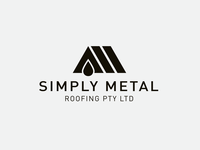 Simply Metal Roofing Logo Sydney