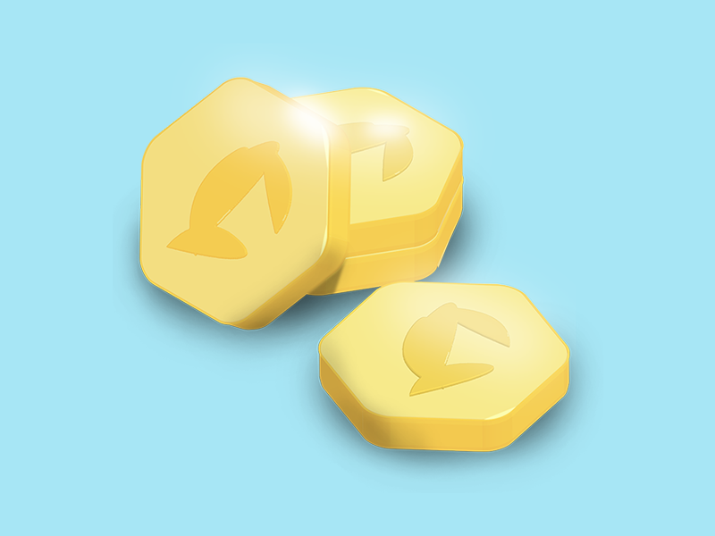 Gold Coins! philippines games game mobile app mobile application app gold coins gold ai adobe illustration 3d