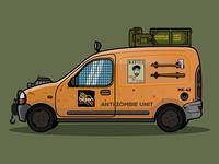 Bilzen Auto Apocalypse style