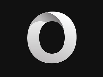 Letter 0 Logo branding design logo minimal