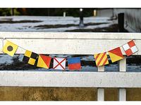 I love you - Maritime Flags