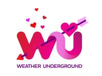 WU Valentines Logo