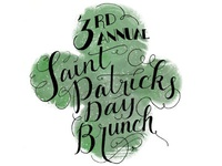 St Patricks Day Brunch
