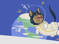 Astronaut Tripp