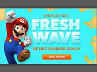 Sizzlin' hot summer deals
