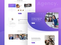 Design Agency Website