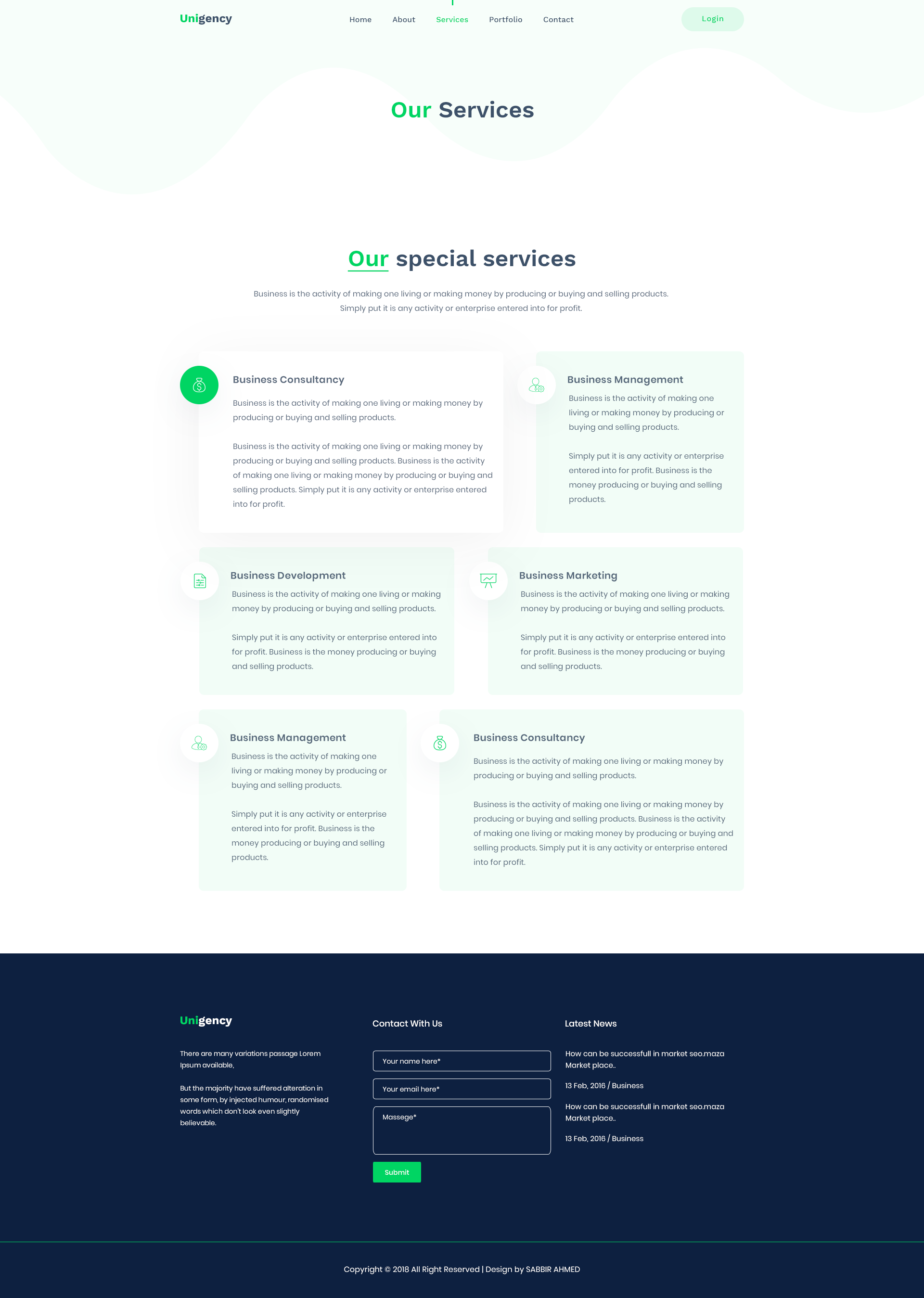 03. services