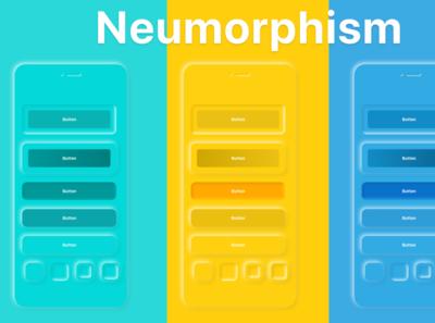 Soft UI Neumorphism
