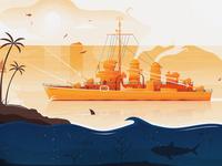 War Boat