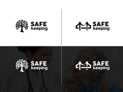 Safekeeping Logo Shortlist