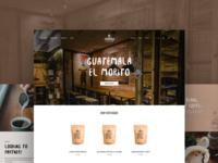Coffee Roastery Shop