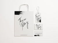 Thanor Pottery Branding