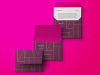 Neyst Branding - Envelope