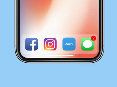 Zoto App Icon