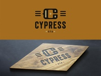 Custom Logo Wooden Sign