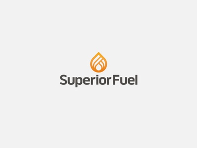 Superior Fuel // Logo