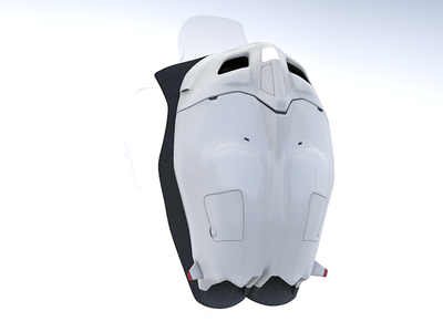 Jetpack - WIP modeling 3d cinema4d