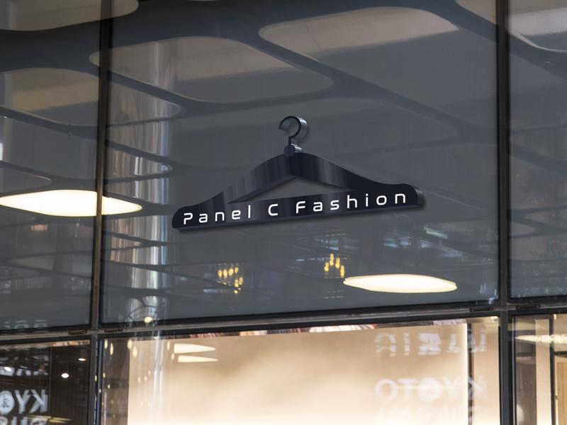 Panel C Fashion Logo black logo c logo fashion house graphic fab design graphic logo logo design branding logo fashion brand logo fashion logo