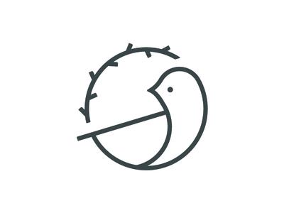 Birb + Nest Icon