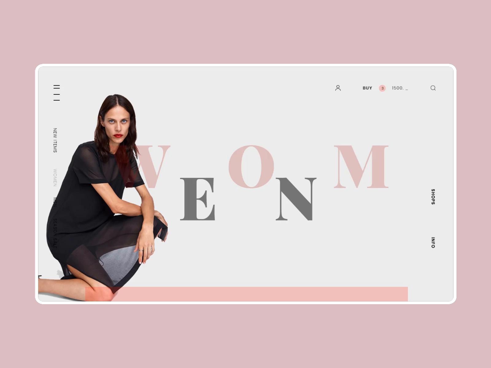 Zara catalog page