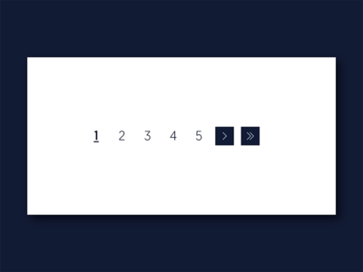 Daily UI #085 100 day challenge challenge dailychallenge pagination design ui dailyui