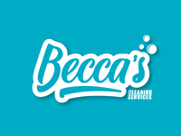 BECCA'S CLEANING SERVICES - Logo