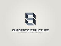 QUADRATIC STRUCTURE - Logo in process
