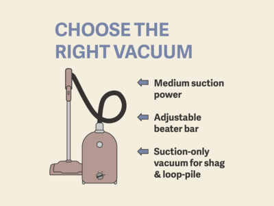 Picking a Vacuum