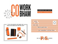 Coworking Space Design Elements