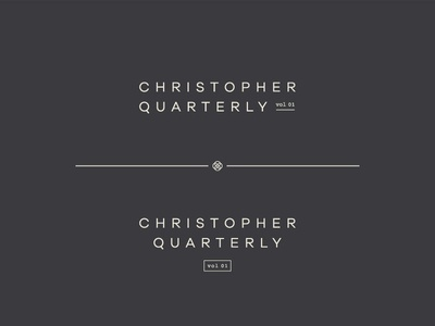 Christopher Quarterly