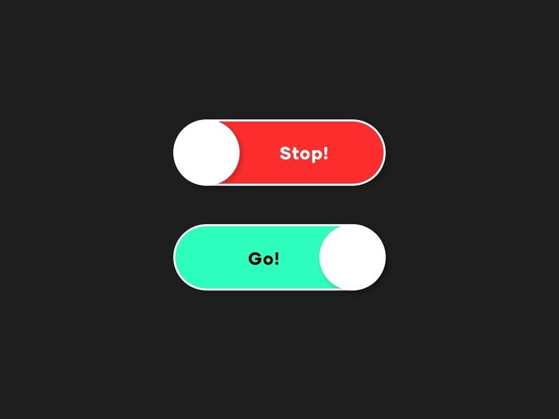 DailyUI::015 (On/Off Switch) toogle switch onoff switch onoff ui dailyui