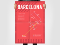 Barcelona: A four day tour