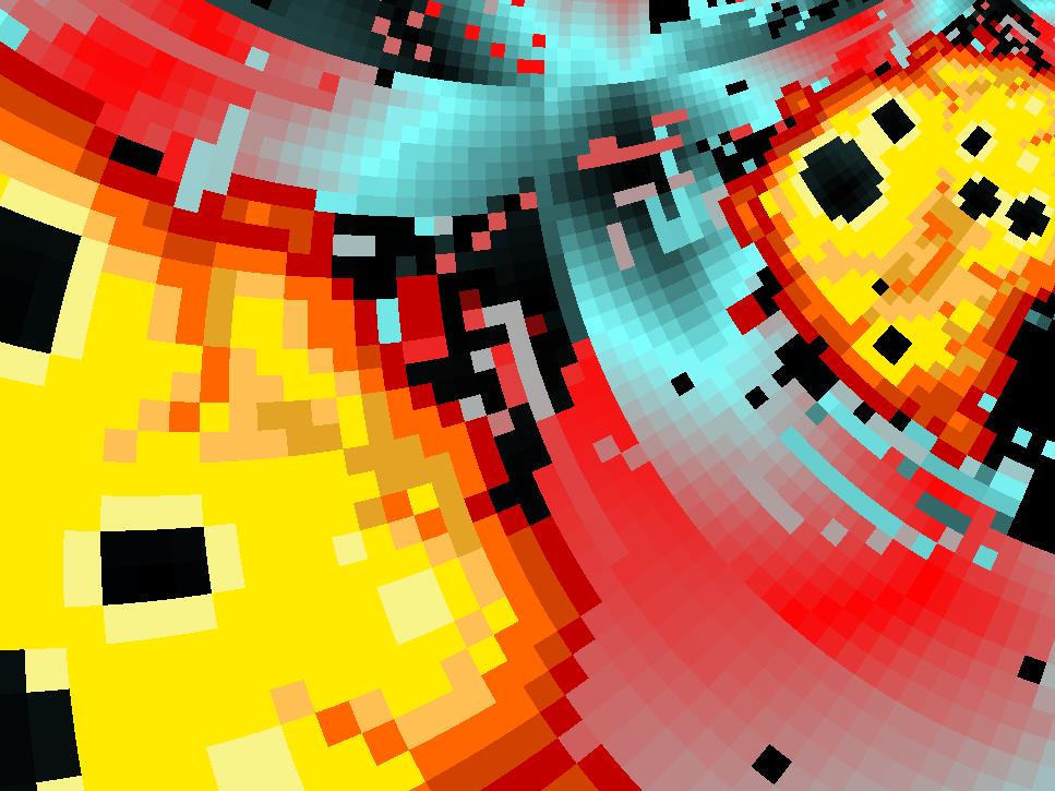 A Pixel Art Sample illustration concepts design graphics