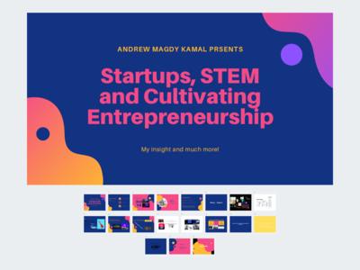 2019's Detroit MakerFaire Talk Template