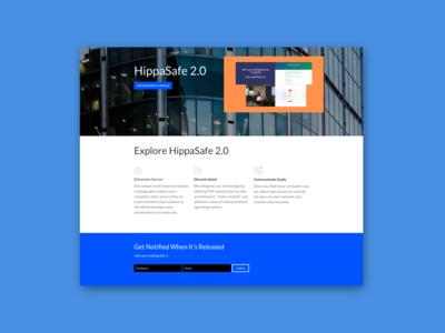 HippaSafe2.0 LaunchRock