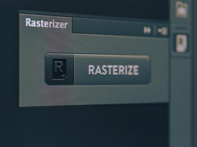 Rasterizer ps panel free